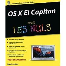 OS X El Capitan Pour les Nuls (French Edition)