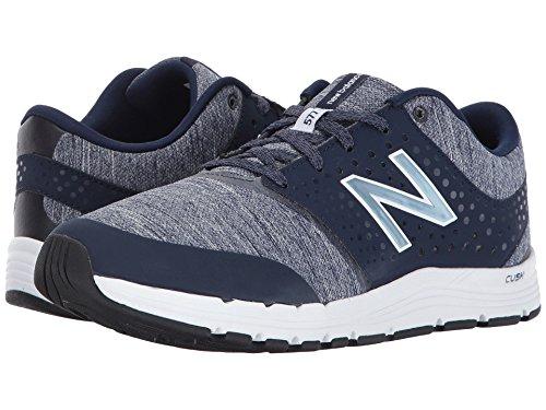 苦しめる量で解任(ニューバランス) New Balance レディーストレーニング?競技用シューズ?靴 577v4 Pigment/White 8 (25cm) B - Medium