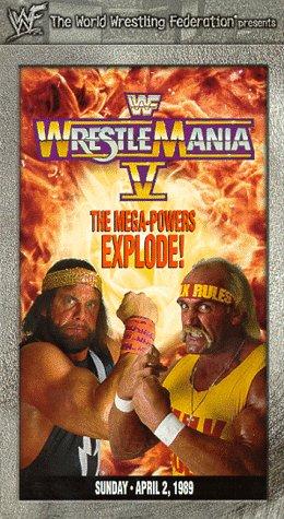 WWF: WrestleMania V [VHS]