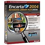 Microsoft Encarta Reference Library 2004 DVD