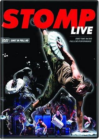 Amazoncom STOMP Live Stomp Luke Cresswell Steve McNicholas - Stomp kitchen