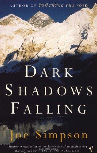 Dark Shadows Falling (Best Hikes In Switzerland)
