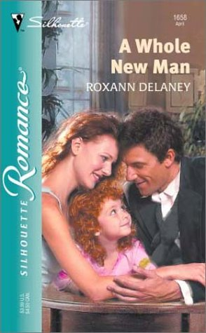book cover of A Whole New Man