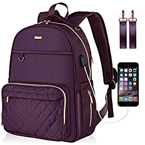 Diaper Bag Backpack,Landici Multifunction Travel Back Pack Maternity Baby Nappy Storage Organizer with Changing Pad…