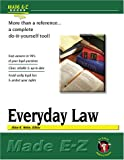 Everyday Law, Allice K. Helm, 1563825252