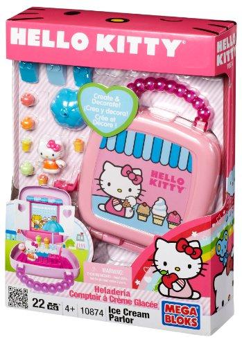 Mega Bloks Hello Kitty Ice Cream Parlor - Table Fan Hello Kitty