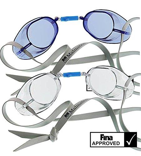 Beco suédois Lunettes de natation Verres Multi Buy Bleu et transparent