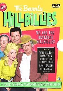 Beverly Hillbillies Collection 10 Dvd Box Set Dvd Amazonco