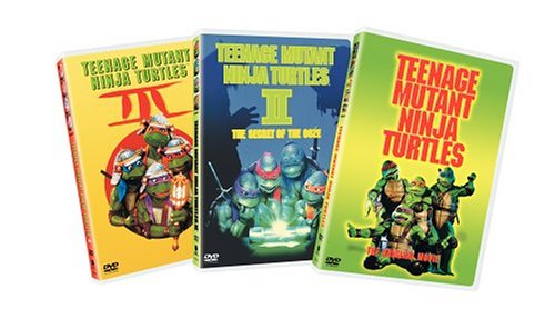 Amazon.com: Teenage Mutant Ninja Turtles Pack [Import USA ...