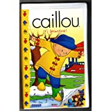 Caillou: It's Springtime!