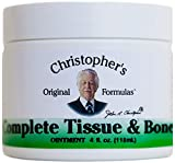 Dr Christopher's Formula Complete Tissue and Bone Ointment, 4 Ounce