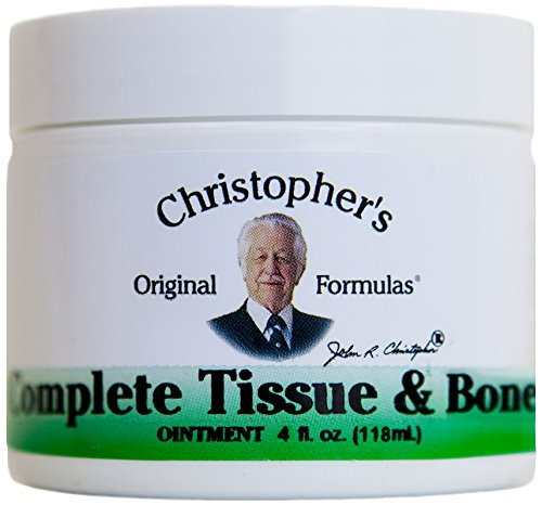 Solomons Seal (Dr Christopher's Formula Complete Tissue and Bone Ointment, 4 Ounce)