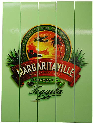 MV Rectangle Wall Art Margaritaville Imported Tequila (Imported Tequila)