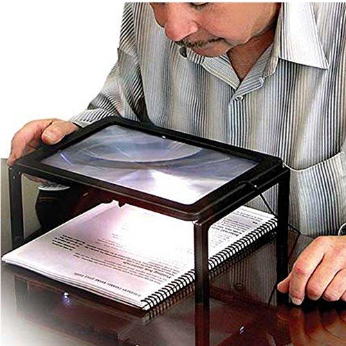 Desktop Led Lighted Magnifier in US - 3