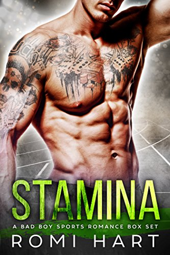 Stamina: A Bad Boy Sports Romance Box Set