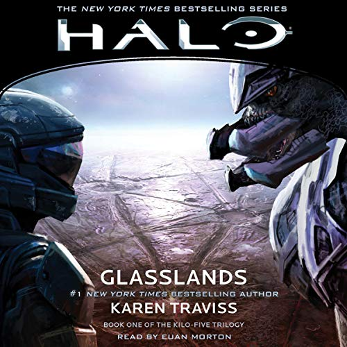 Halo: Glasslands Audiobook [Free Download by Trial] thumbnail
