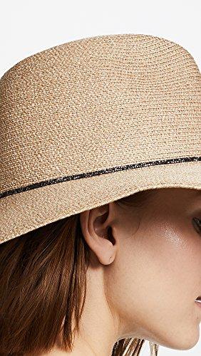 Eugenia Kim Women's Emmanuelle Beach Hat, Sand, One Size by Eugenia Kim (Image #4)