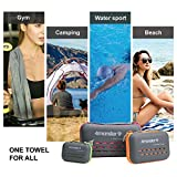 4Monster Camping Towels Super Absorbent, Fast