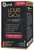 Qunol Liquid 100mg CoQ10 Superior Absorption Natural Supplement Form of Coenzyme Q10 Antioxidant for Heart Health Orange Pineapple Flavored 60 servings 203 oz Bottle Discount