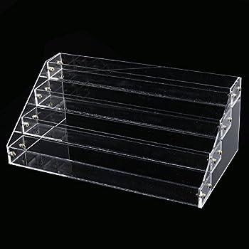 Amazon Com Estink Nail Polish Table Rack Acrylic Clear