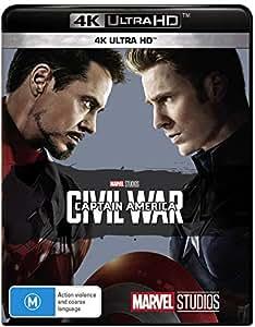 Captain America: Civil War (4K Ultra HD)