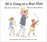 We're Going on a Bear Hunt, Michael Rosen, 0689853491