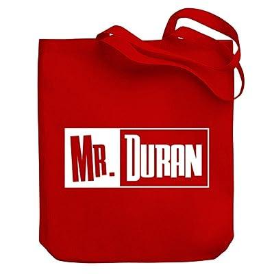 80%OFF Teeburon Mr Duran Canvas Tote Bag
