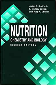 Nutrition foundations of modern biology and chemistry