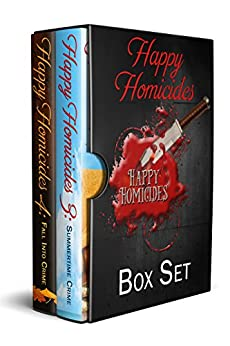 Happy Homicides Box Set: Happy Homicides 3: Summertime Crime and Happy Homicides 4: Fall Into Crime by [Slan, Joanna Campbell, Hengerer, Linda Gordon, Price, Carole W., Diehl, Lesley A., Thames, Nancy Jill, Trent, Teresa, Rawls, Randy, Terry Ambrose, Deborah Sharp]