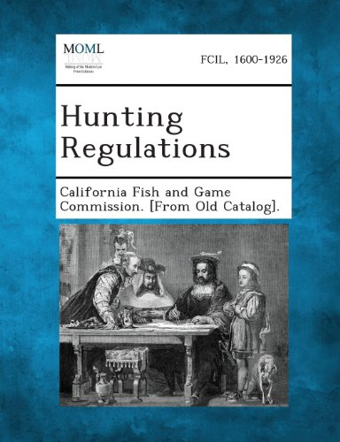 Hunting Regulations