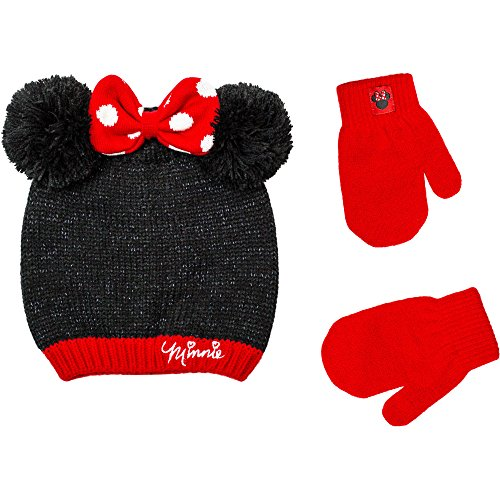Minnie Mouse Baby Girls Toddler Winter Hat &