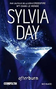 Afterburn par Sylvia Day