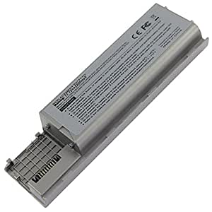 Replacement Li-ion battery Dell Latitude D620 D630 Series Laptops