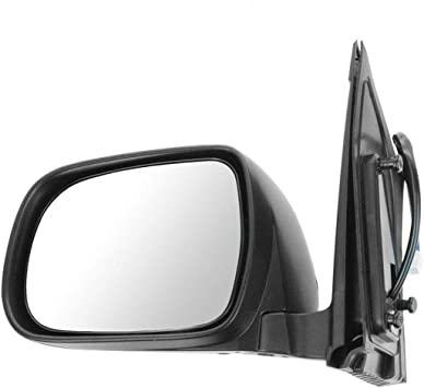 Power Side View Door Mirror Folding Passenger Right for 2004-2010 Toyota Sienna