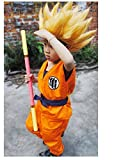 Anime-Store-Dragon-Ball-Z-Son-Goku-Saiyan-Cosplay-Costume-Kids-Uniform