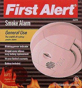 FIRST ALERT SA67D Smoke Detector For Sale