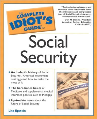 The Complete Idiot's Guide(R) to Social Security pdf epub
