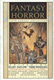 img - for The Year's Best Fantasy and Horror: Fifth Annual Collection book / textbook / text book
