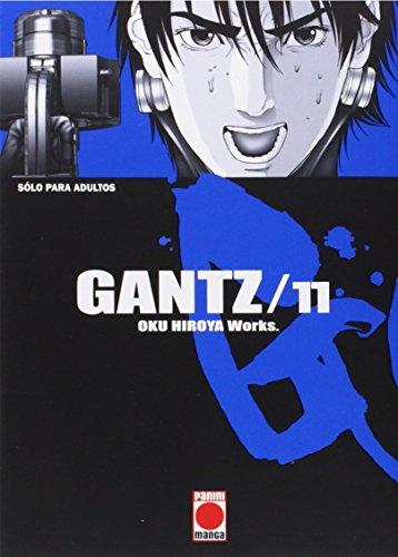 Descargar Libro Gantz 11 Oku Hiroya