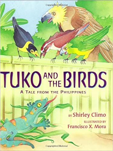 Tuko and the Birds: A Tale from the Philippines: Shirley