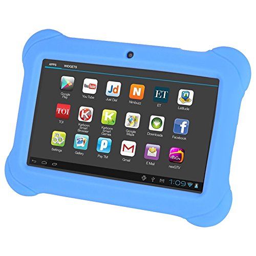 TOOGOO(R) 4GB Android 4.4 Wi-Fi Tablet PC Beautiful 7 inch Five-Point Multitouch Display - Special Kids Edition Blue by TOOGOO(R)
