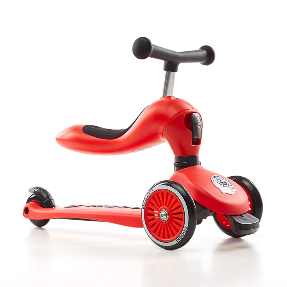 oferta de tienda ZFLIN El bebé de Scooter para niños niños niños Puede Deslizar el Scooter Dos en un Carro de Equilibrio Infantil y yo  la red entera más baja