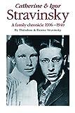 Catherine and Igor Stravinsky, Theodore Stravinsky and Denise Stravinsky, 0825672902