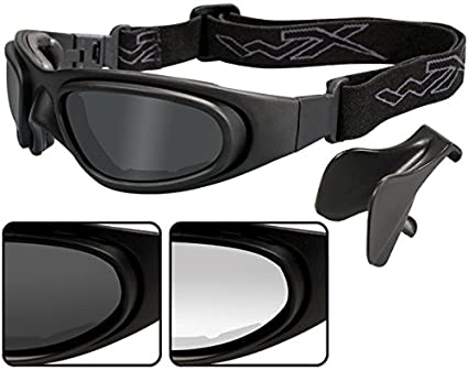 c1b32ef19c Amazon.com  Wiley X SG-1 Goggle SG-1M  Sports   Outdoors