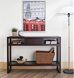 furniture for entryway. Hallway Furniture Entryway Of America Neviah Open Contemporary Modern Espresso Narrow Entrance Hall For