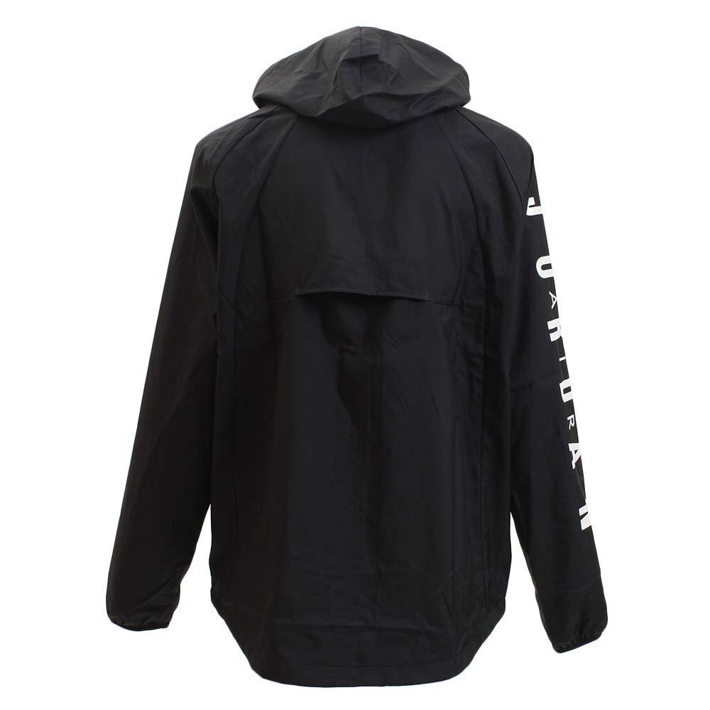 422eb0a39ea Nike JSW Wings GFX Windbreaker Jacket - Men, Black (Black/White):  Amazon.co.uk: Sports & Outdoors