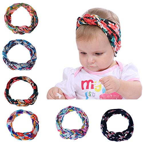 Zohto Baby Kids Girls Hairband Headband Turban Knot Braid Head Wraps