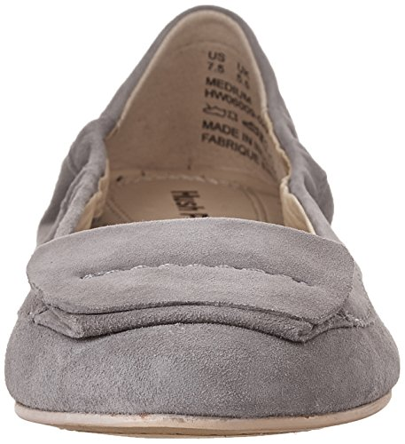 cheap price in China buy cheap factory outlet Hush Puppies Women's Livi Heather Ballet Flat Frost Gray Suede 8jV6Y