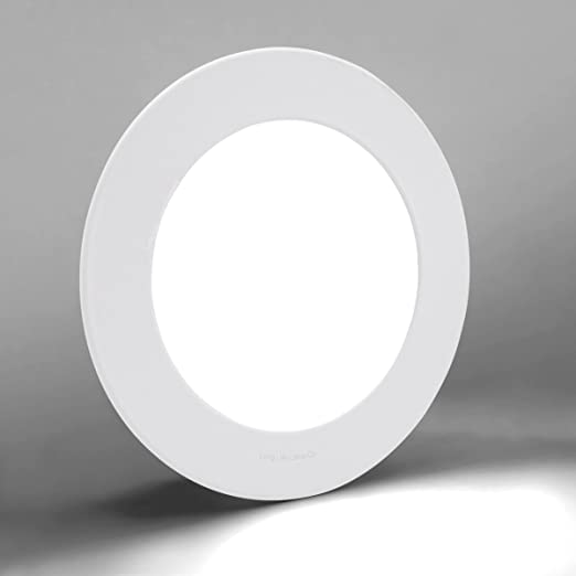 Ultra Slim LED Recessed Flat Panel Ceiling Lights Round Downlights Spotlights