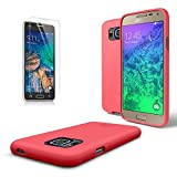 Samsung Galaxy Alpha Case, Cellto [Scratch Resistant] Super Slim Case / Cover with TPU Bumper [SM-N910S / SM-N910C] with HD Screen Protector